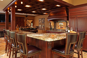 upscale kitchen remodeling photo