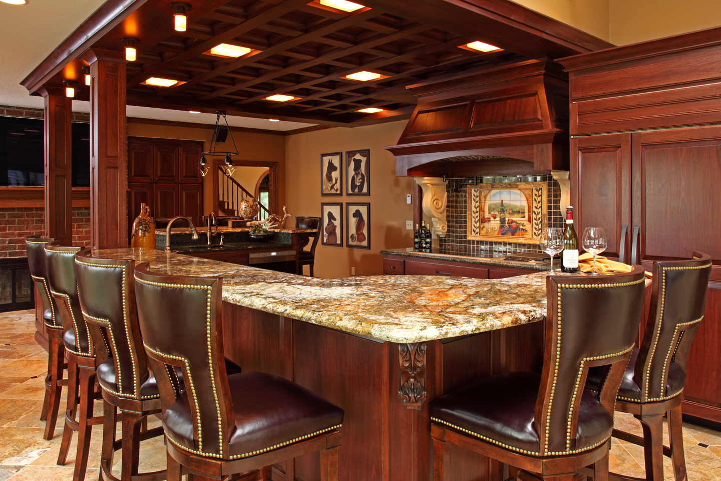 murphy bros takes coty award for eden prairie kitchen murphy kitchen table upscale kitchen remodeling photo